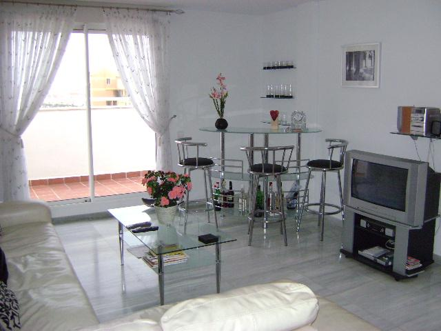 Apartment in Roquetas de Mar